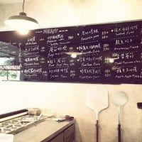 Photo taken at 好時光披薩 Aura Pizzeria by Franka K. on 12/31/2013