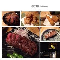 Photo taken at TEIBARICHI手羽壹台北店 by Franka K. on 3/3/2014