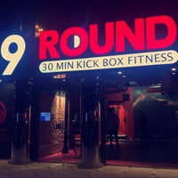 Photo taken at 9round by O S. on 10/7/2018
