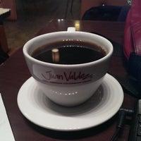 Photo taken at Juan Valdez Café by Michelle G. on 8/16/2013