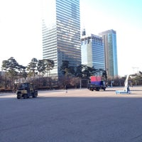 Photo taken at Yeouido Park Culture Center by jong-won j. on 2/4/2014