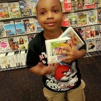 Photo taken at GameStop by Tyra M. on 5/19/2013