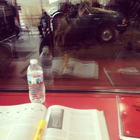 Photo taken at Discount Tire® Store by Andrew B. on 1/24/2014