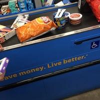 Photo taken at Walmart Supercenter by Benjamin D. on 1/3/2014
