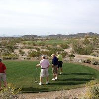 Photo taken at Golf Club of Estrella by Santiago P. on 3/21/2013