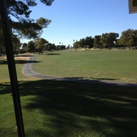 Photo taken at Las Vegas National Golf Club by Santiago P. on 2/14/2013