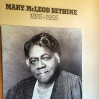 Photo taken at Mary McLeod Bethune House by Brian H. on 5/25/2015
