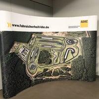 Das Foto wurde bei ADAC Fahrsicherheitszentrum Berlin-Brandenburg von Rajesh B. am 6/22/2017 aufgenommen