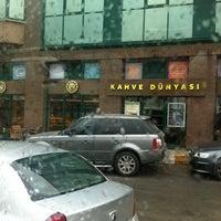 Das Foto wurde bei Kahve Dünyası von Fahad T. am 4/8/2013 aufgenommen