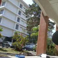 Photo taken at Universitas Widyatama by Gina A. on 10/11/2012