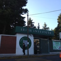 Photo taken at Irish Institute by Marco Vinicio F. on 11/16/2012