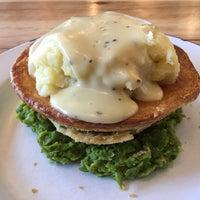 Photo taken at Fork-In Aussie Pie Kitchen, Santa Monica by Justin O. on 10/20/2016