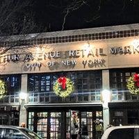 Photo taken at Arthur Avenue Retail Market by Justin O. on 12/22/2016