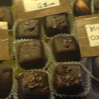 Photo taken at Chocola La La by Justin O. on 11/10/2014