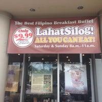 Photo taken at Leelin Bakery & Cafe by Justin O. on 6/28/2015