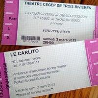 Photo prise au Le Carlito par Chef Phileas P. le3/3/2013