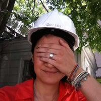 Photo taken at Bilgili Holding Corpera Şantiyesi by Hande S. on 5/26/2014