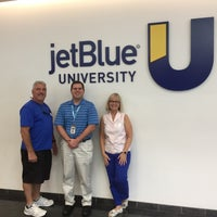 Photo taken at JetBlue University by Susan R. on 5/3/2018