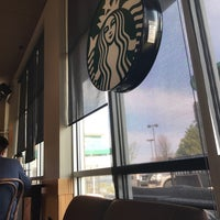 Photo taken at Starbucks by Anastasia B. on 2/18/2017