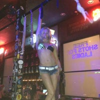 Photo taken at Coyote Ugly Saloon - Las Vegas by Steve M. on 4/26/2013
