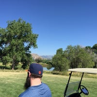 Photo taken at Applewood Golf Course by Dennis S. on 6/26/2016