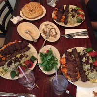 Photo taken at Avesta Persian Grill by Samira I. on 6/3/2016