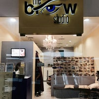Photo taken at The Brow Studio by Patrick V. on 4/3/2017
