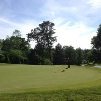 Photo taken at Grove Park Inn Golf Course by Gypsy H. on 5/24/2014