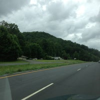Photo taken at Dillsboro, NC by Victoria A. on 7/7/2013