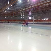 Photo taken at Adler Arena by Denis V. on 6/20/2013