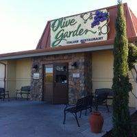 Photo taken at Olive Garden by Monira A. on 1/13/2013