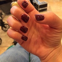 Photo taken at elite spa and nails by Monira A. on 2/12/2014