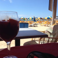 Photo taken at Los Geranios Bar Restaurante by Андрей Б. on 9/16/2015