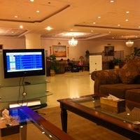 Photo taken at GVIP Lounge by Khaled ☤ on 11/16/2012