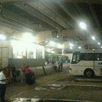 Photo taken at Terminal Rodoviário de Taubaté by Emerson on 2/2/2013