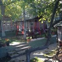 Photo taken at saklı bahçe kahvaltı by 'Funda G. on 10/9/2014