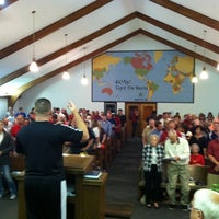 Photo taken at Grace Bible Church Chattanooga TN by Billy T. on 9/30/2012