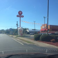 Photo taken at Popeyes by Billy T. on 10/22/2014