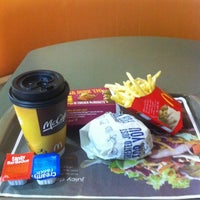 Photo taken at McDonald's by Rosamaria M. on 9/21/2012