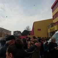 Photo taken at Avcılar Teknik ve Endüstri Meslek Lisesi by Vildan A. on 3/26/2017