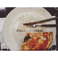 Photo taken at Pizzeria Locale by Nathan A. on 3/31/2013
