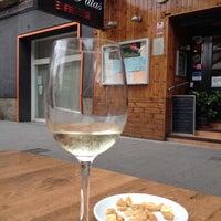 Photo taken at Restaurante nou palas by Luis E. on 5/14/2014