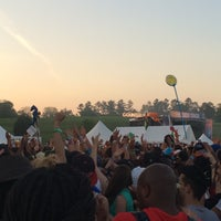 Photo taken at CounterPoint Music Festival by Emma W. on 4/27/2014
