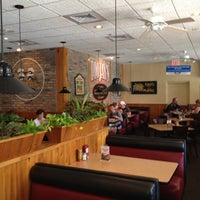 Photo taken at TooJay's Gourmet Deli by Mônica M. on 5/5/2013