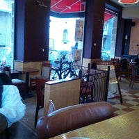 Photo taken at Costa Coffee by Parvan G. on 3/23/2013
