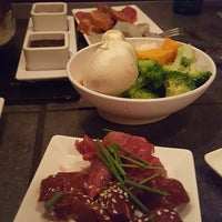 Photo taken at The Melting Pot by Kitty S. on 9/3/2017
