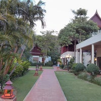 Photo taken at Royal Lanta Resort And Spa Koh Lanta by Odd V. on 4/16/2013