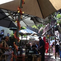 Photo taken at Mi Casa Cafe by Anna G. on 10/31/2012