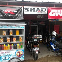 Photo taken at Givi Point Bekasi by Andreas A. on 6/15/2014