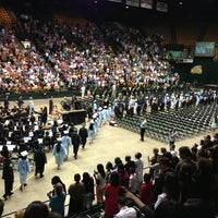Photo taken at EagleBank Arena by Anthony N. on 6/18/2013